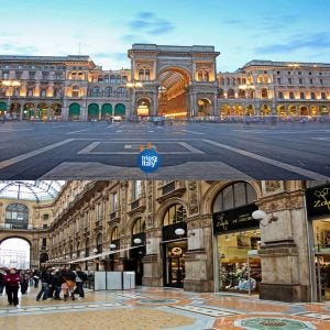 Shopping In Milan Italy