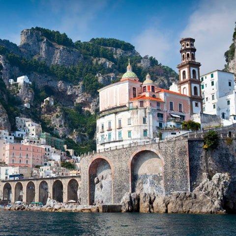 Richard Marzella's Family – Amalfi Coast Capri Rome Birthday and Family Vacation