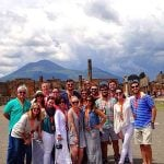 Campania Pompeii Naples Family Tour