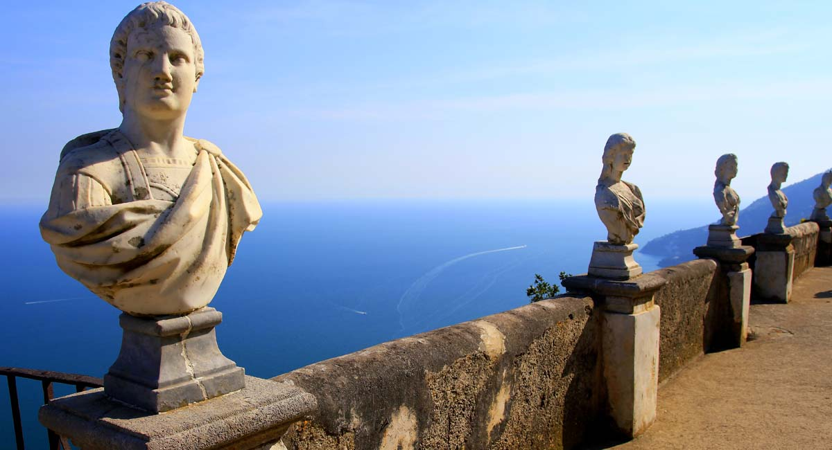 Rome and The Amalfi Coast Deluxe Package 8 Days Customized Trip To Italy  2020 – 2021