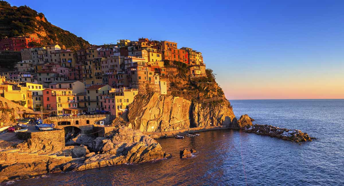 Italian Riviera Honeymoon Package