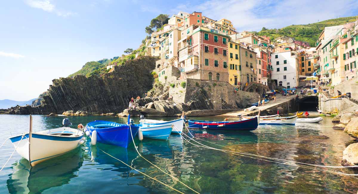 Cinque Terre Cooking and Trekking 4 Day Active Package | Vacation Packages for 2021 – 2022