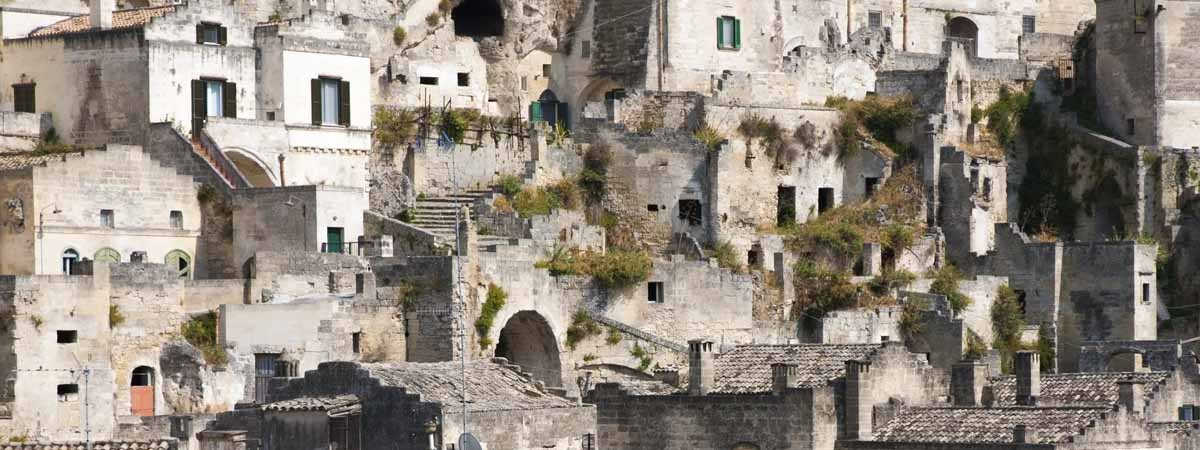 Apulia and Sassi di Matera Escorted Mini Tour 3 days