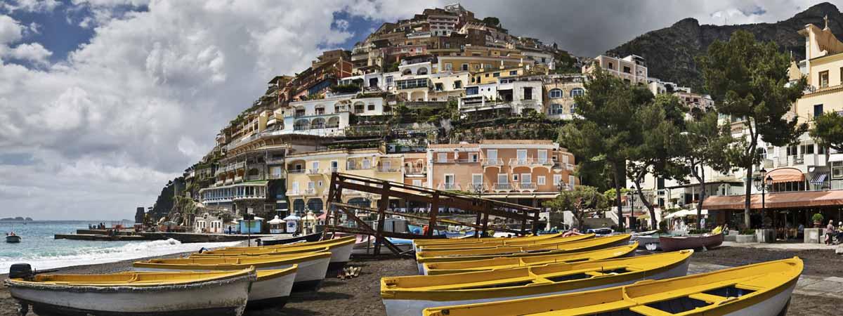 Self Walking Amalfi Coast Active Tour  2020 – 2021