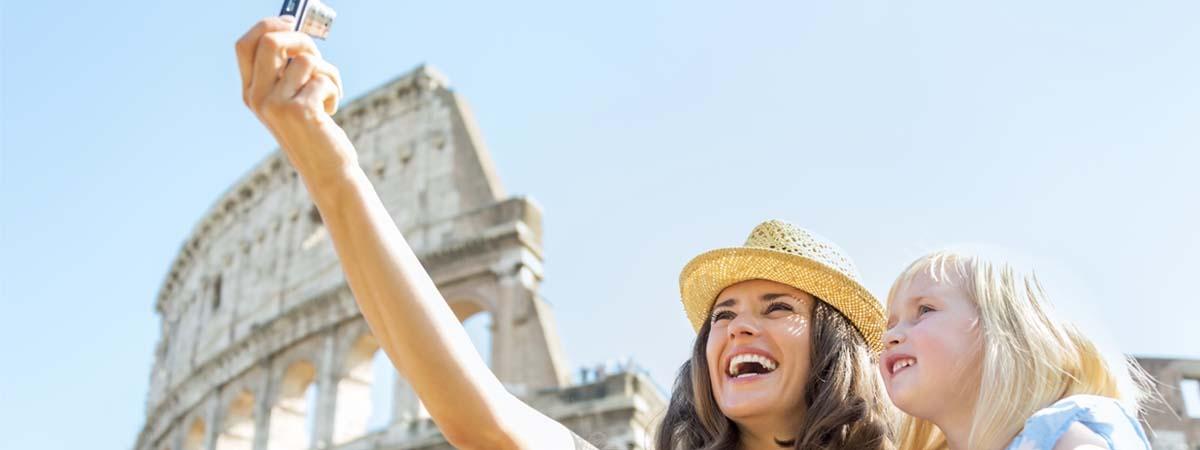 Rome and Amalfi Tour 6 Days Escorted Tour  2020 – 2021