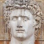 Lazio_Rome_Vatican_Museum_David_Head_Statue