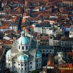 Lombardy_Como_City_Areal_View
