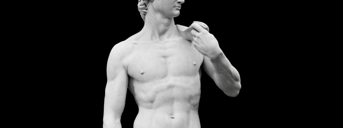 Florence Accademia Gallery David Statue