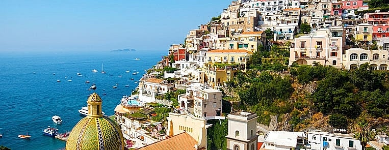 Amalfi Coast Drive Tour | Vacation Packages for 2020 – 2021