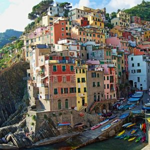 Liguria Cinque Terre Unesco Site