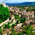 Umbria_Gubbio_Medieval_city_view