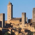 San Gimignano City of Towers Tuscany Medieval