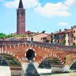 Verona PontePietra Bridge