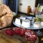 Lombardy_Food_Bresaola_Caprino_Wine_Dish