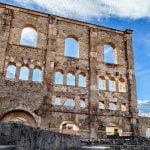 Aosta_Valley_Roman_Ruins_Monumen_History