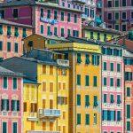 Liguria Camogli Colors View