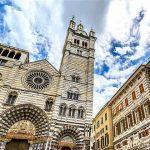 Genova Liguria Saint Lorenzo Cathedral