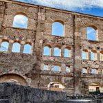 Aosta Valley Roman Ruins