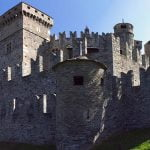 Aosta_Valley_Castel_Di_Finis_History