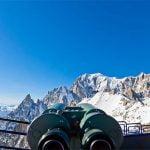 Mount Blanc Aosta Valley Italy Alps