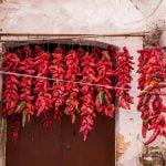 Basilicata_Hot_pepper_sundried_food