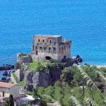 Calabria_Praia_a_Mare_History_Castle_View