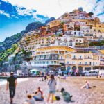 Amalfi Coast Amalfi Beach and View