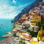 Campania_Amalfi_Coast_Positano_View