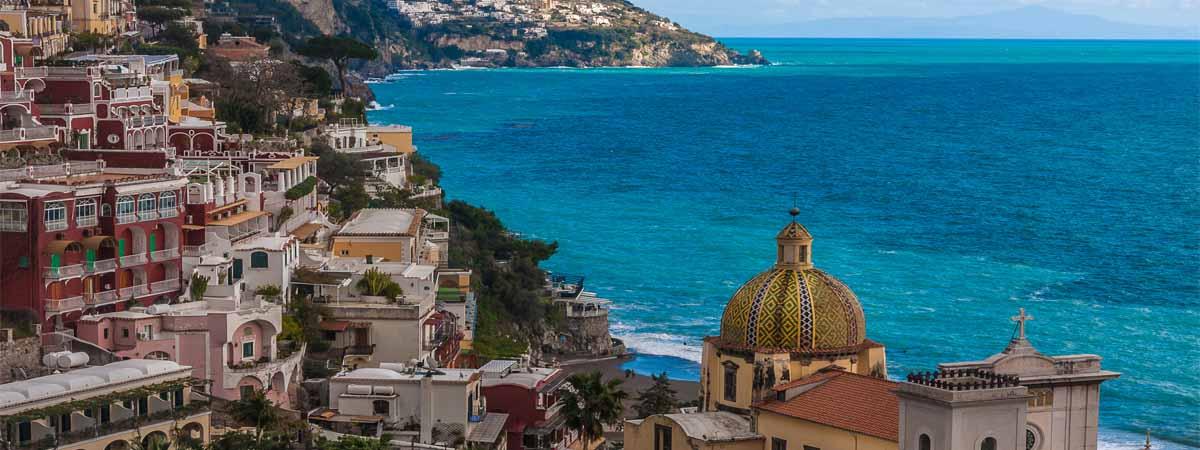 Pompeii, Amalfi, Sorrento, Capri Tour | Vacation Packages for 2021 – 2022
