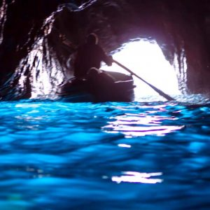 Capri Blue Grotto View Amalfi Coast