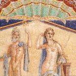 Herculaneum Mosaics House of Neptune