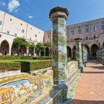 Santa Chiara Monastery Naples