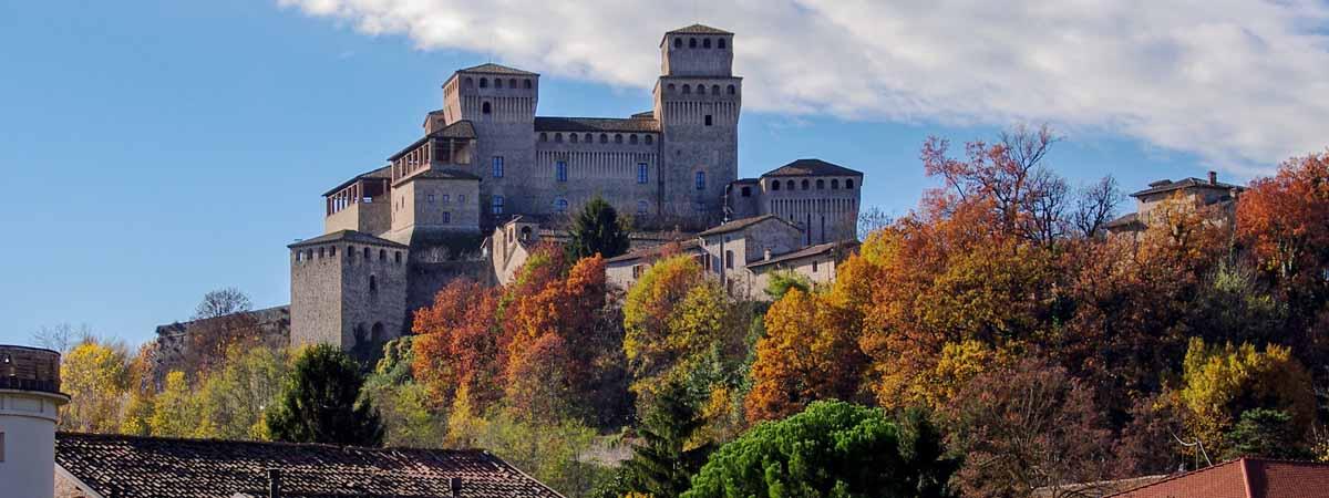 Emilia Romagna Parma Santa Chiara Castle
