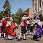 Friuli_Folklore_danezeini_di_lucinico_traditional_dance_People
