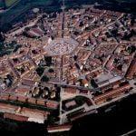 Friuli_Palmanova_Areal_View_city_architecture