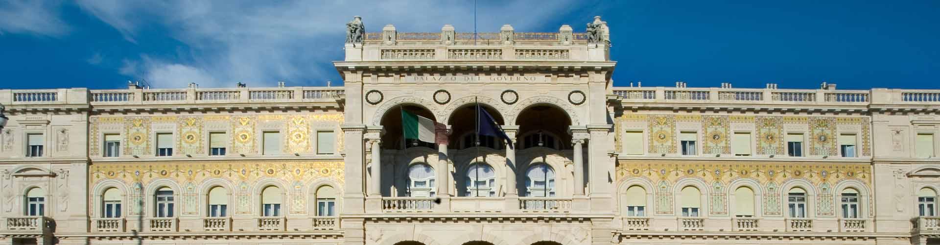 Trieste_Palazzo Hartmann Architecture