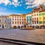Friuli Udine San Giacomo Square