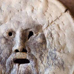 Rome Mouth of Truth Santa maria Cosmedin