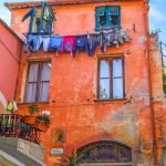 Cinque Terre Italian Riviera Colors