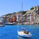 Portovenere Liguria Italian Riviera