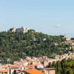 Campobasso Molise City Panoramic