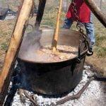 Molise Copracotta food Goat Festival