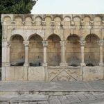 Molise_Isernia_Fraterna_Fountain_Celestino_Square