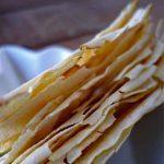 Sardinia Pane Carasau Food