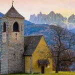 Bressanone Brixen Trentino Alps Dolomites