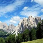 Dolomites Alps Mountain Trentino