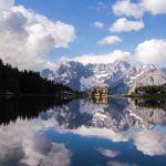Misurina Lake Dolomites Trentino Alps