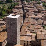 San Gimignano Medieval Town Tuscany