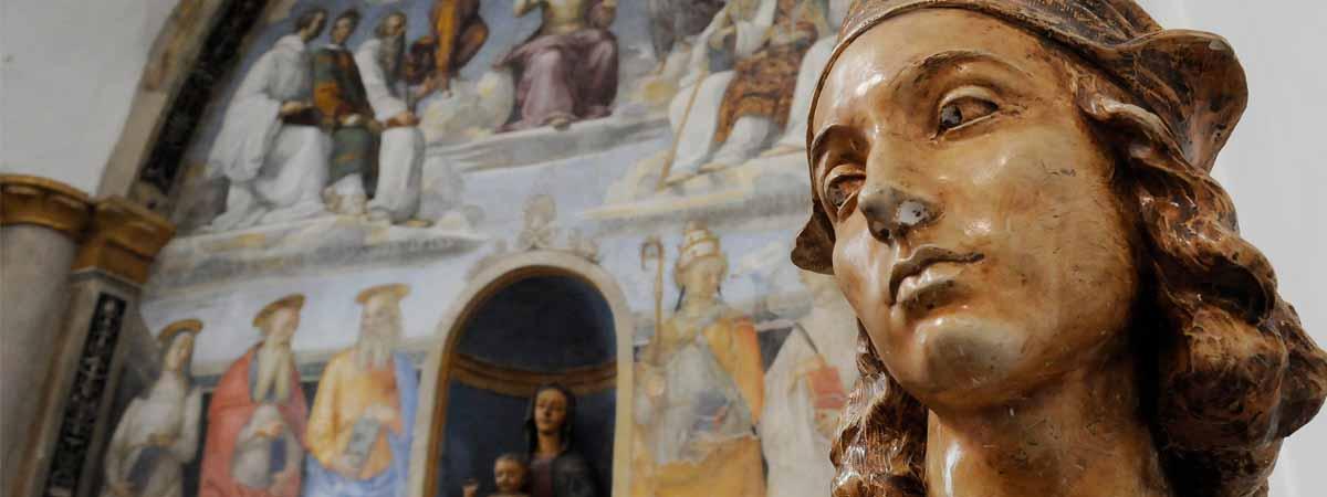 Perugia Umbria Raphael Bust