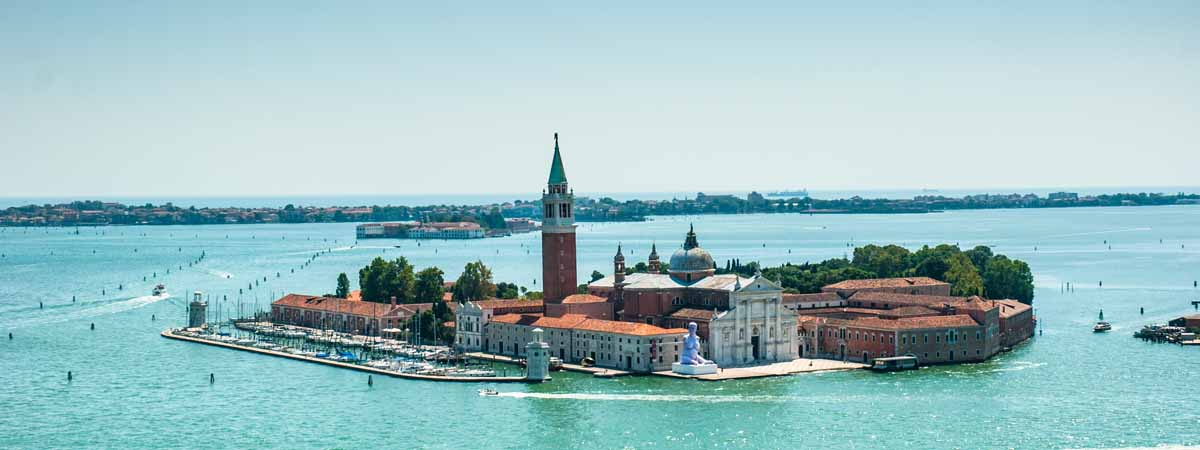Venice San Giorgio Island View